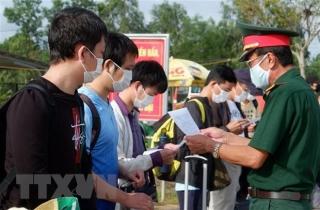 Sáng 26/10, Việt Nam không ghi nhận ca mắc mới COVID-19