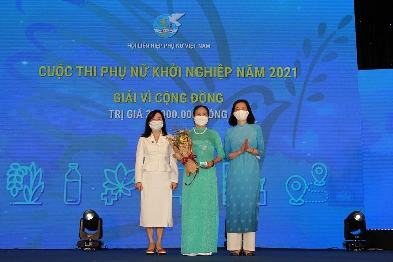 khach hang cua tym nhan giai phu nu khoi nghiep nam 2021