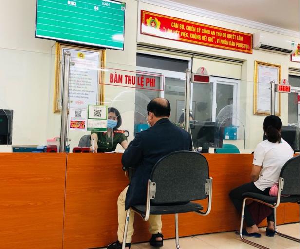 Ngân Lượng cùng Vietcombank triển khai dịch vụ thanh toán điện tử cho Công an TP. Hà Nội