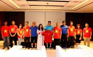 Đại sứ Việt Nam tại Myanmar đặt niềm tin vào thầy trò HLV Park Hang-seo