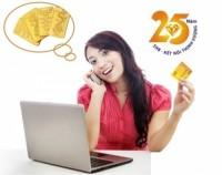 Cơ hội được hoàn tiền khi chuyển tiền nhanh liên ngân hàng