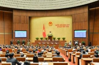 Hôm nay, Quốc hội họp phiên bế mạc Kỳ họp thứ 6