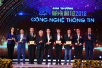 FastGo nhận giải 3 Nhân tài Đất Việt 2018
