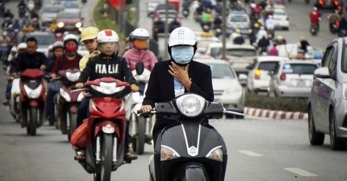 Nền nhiệt độ tại Hà Nội thấp nhất 17-19 độ C