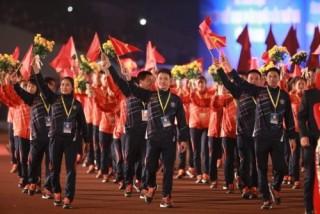 Khai mạc Đại hội Thể thao toàn quốc lần thứ VIII