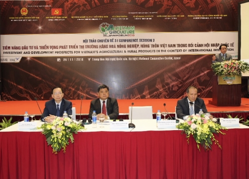 Cần đồng bộ cơ chế chính sách hỗ trợ phát triển tam nông
