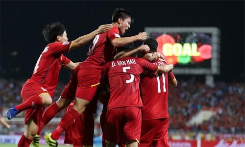 FIFA công bố xếp hạng tháng 11: Đội tuyển Việt Nam lọt top 100