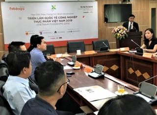 Vietnam Foodexpo 2019: Cơ hội để doanh nghiệp xúc tiến xuất khẩu ngay tại