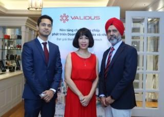 Validus Capital chính thức hỗ trợ tài chính cho doanh nghiệp Việt Nam
