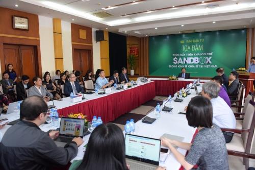 Cơ chế Sandbox: Không thúc đẩy triển khai sẽ mất cơ hội ứng dụng công nghệ mới