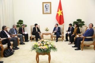 Khuyến khích IFC tham gia đầu tư mua cổ phần tại một số ngân hàng của Việt Nam