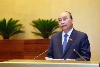 Toàn văn phát biểu của Thủ tướng tại phiên chất vấn trước Quốc hội