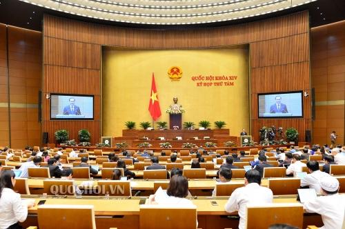 Quốc hội thảo luận về dự án Cảng hàng không quốc tế Long Thành giai đoạn 1