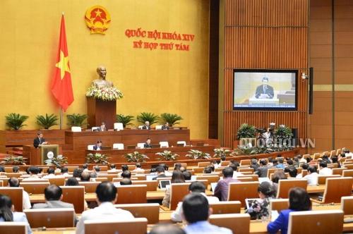 Quốc hội thảo luận về việc thực hiện chính sách, pháp luật về phòng cháy, chữa cháy