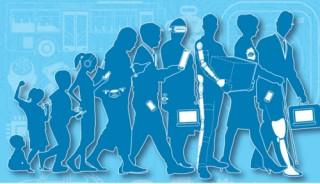 Công nghệ giúp già hóa dân số không còn là mối lo