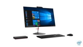Lenovo ra mắt máy tính để bàn nhỏ nhất thế giới