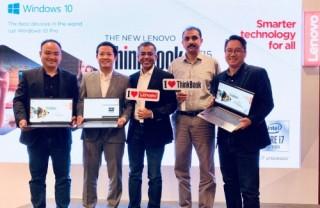 Lenovo tăng cường sức mạnh cho doanh nghiệp với dòng ThinkBook mới