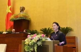 Chủ tịch Quốc hội: Khẩn trương triển khai các luật, nghị quyết vừa được thông qua
