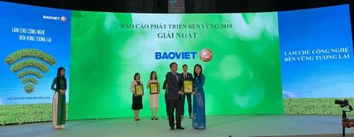Bảo Việt giữ ngôi vị quán quân tại cuộc bình chọn doanh nghiệp niêm yết 2019