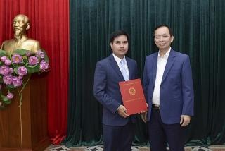 Công bố Quyết định bổ nhiệm Phó Vụ trưởng Vụ Tài chính – Kế toán