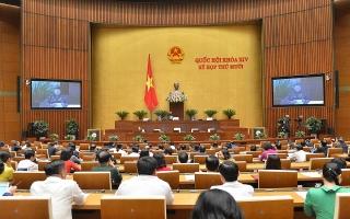 Quốc hội thảo luận về tình hình kinh tế - xã hội