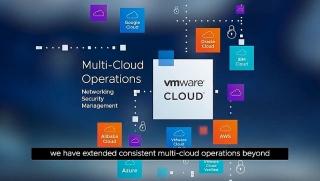 VMware giúp khách hàng xây dựng tương lai đa đám mây