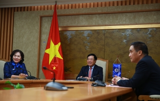 Việt Nam coi trọng và mong muốn WB tiếp tục hỗ trợ nguồn vốn phát triển