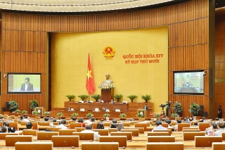 Quốc hội thảo luận về kinh tế-xã hội, ngân sách Nhà nước