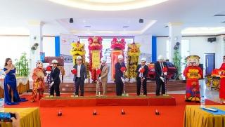 TNR Amaluna chính thức khởi công dãy nhà phố thương mại
