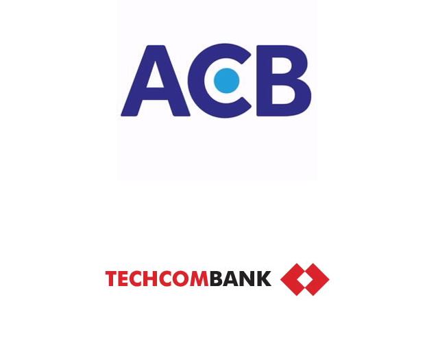ACB và Techcombank được chấp thuận tăng vốn