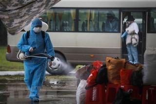Việt Nam không ghi nhận ca nhiễm COVID-19 mới trong sáng 11/11