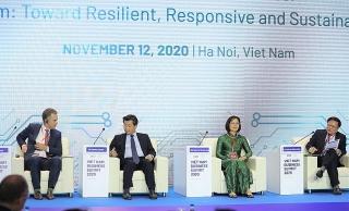 Tái định hình doanh nghiệp cho tương lai số bền vững