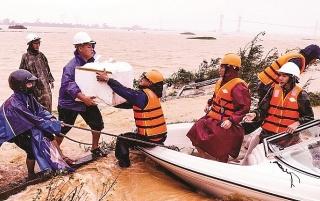 Tạm cấp kinh phí hỗ trợ khẩn cấp 3 tỉnh khắc phục hậu quả mưa lũ