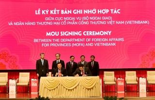 VietinBank hợp tác thúc đẩy kết nối quốc gia Việt Nam - Nhật Bản