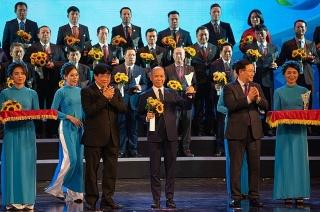 Tập đoàn Sơn Hà lần thứ 3 liên tiếp đạt thương hiệu quốc gia