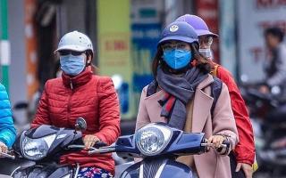 Không khí lạnh tăng cường, Bắc Bộ nhiệt độ giảm sâu