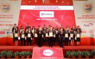 SeABank trong nhóm doanh nghiệp lợi nhuận tốt nhất Việt Nam