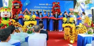 BAOVIET Bank khai trương chi nhánh Gia Lai