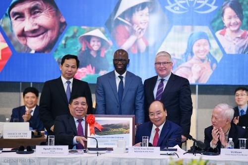 Việt Nam luôn có sự đồng hành của các đối tác, nhà tài trợ