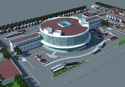 Hà Nội quyết xây bến xe khách Yên Sở