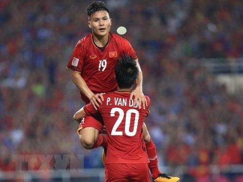 Tuyển Việt Nam vào chung kết AFF Cup sau 10 năm chờ đợi