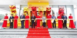 DHL Express khai trương trung tâm khai thác được đầu tư 143 tỉ đồng