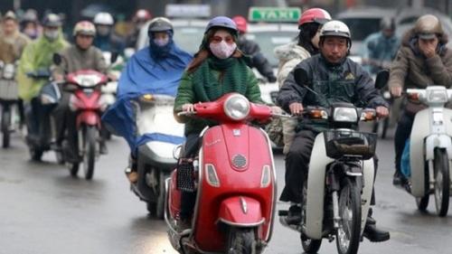 Nền nhiệt tại Hà Nội thấp nhất 12 độ C