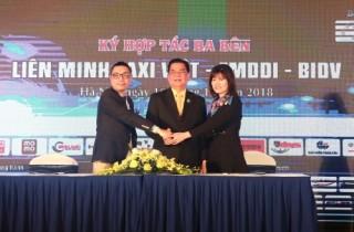 BIDV cung cấp giải pháp thanh toán cho công nghệ điều taxi