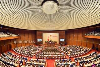 Công bố 4 nghị quyết được Quốc hội thông qua tại kỳ họp thứ 6