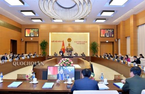 Quốc hội sẽ xem xét thông qua 6 dự án luật trong kỳ họp tới