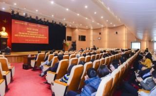Hội nghị chuyên đề về Tình hình thời sự nổi bật trong nước và quốc tế