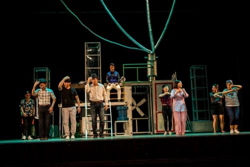 SHB mang sân khấu kịch đến với khán giả miền Nam