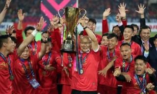 Vô địch AFF Cup 2018, đội tuyển Việt Nam khiến người hâm mộ nức lòng