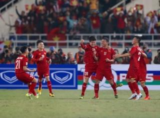 Đội tuyển Việt Nam lần đầu tranh cúp liên khu vực